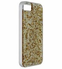 Case-Mate Carrying Case Cover for Apple iPhone SE / 5S/ 5 - Clear / Gold