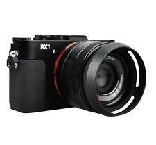 JJC LH-LHP1 metal Lens Hood for SONY DSC-RX1 RX1R RX1R II replaces SONY LHP-1
