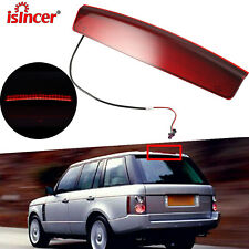 NEW 3rd Third Brake Light For 02-12 Land Rover Range Rover L322 High Mounted Red