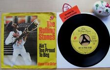 THE ROLLING STONES Ain`t To Proud To Beg★Dance Little Sister★RS 19 116(N)
