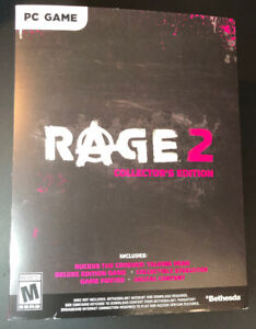 Rage 2 [ Collector's Edition ] (PC) NEW