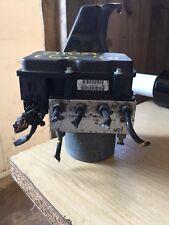 NISSAN TIIDA 2007- 1.6 PETROL ABS PUMP CONTROL UNIT 0265231845 BOSCH