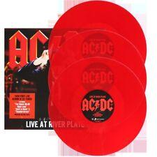 AC/DC - Live At River Plate 3LP Set Red Vinyl NEU/OVP