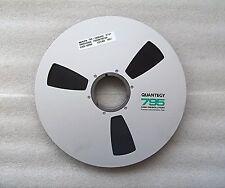 "Quantegy 795 Precision Instrumentation Tape Reel 1"" x 9200' ~ FREE SHIPPING"