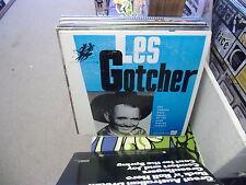 Les Gotcher Famous Hash Series BLUE Colored vinyl LP Black Mountain Records