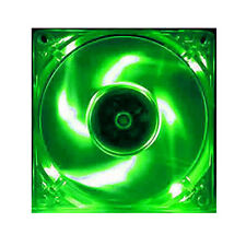 Evercool 60mm x 25mm Green LED Fan 3 & 4 pin connectors + screws! Retail PACKAGE