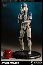 Star Wars Stormtrooper Commander Exclusive Premium Format Figure Sideshow