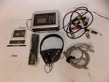 Fostex FR 2LE  Compact Field Memory Recorder Film O-Ton      jh