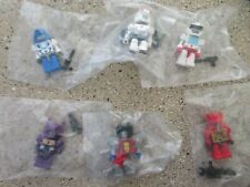 Lot of (6) Different Kre-o Transformers G1 Production Samples Unreleased