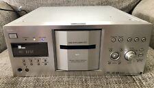 New listing Sony Dvp-Cx777Es Disc Explorer 400 Precision Cinema Cd/Dvd Player (For Repair)