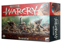 Warcry Skaven Warband NEW IN BOX Warhammer Age Sigmar Rat Ogres Clan Rats