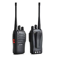 Original Baofeng BF-666S 5W UHF 400-470 MHz CTCSS Two-way Radio Walkie Talkies