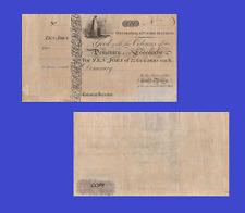 BRITISH GUIANA 10 JOE - 22 GUILDERS 1830. UNC - Reproduction