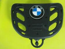 BMW R1150R K1200RS  PIASTRA  POSTERIORE CON CHIAVE  X BAULETTO MORBIDO NERO