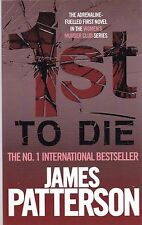 1st To Die By James Patterson (Paperback) - New Book