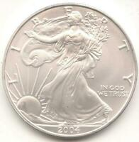 2004 American Eagle 1 oz Fine Silver Dollar - One Ounce Bullion Coin US - MA660
