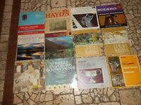 33 GIRI LP n 18  STOCK VINILI MUSICA CLASSICA -SINFONICA -OPERE - LIRICA - RUSSA