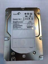 "ST3600057FC SEAGATE 600GB 15000 RPM 3.5"" Fiber Channel FC HDD 9FN004 100%Generic"