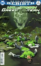 Hal Jordan And The Green Lantern Corps #21 Nowlan Variant Cover DC Comics 2017