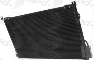 A/C Condenser fits 2005 Mercury Montego  GLOBAL PARTS