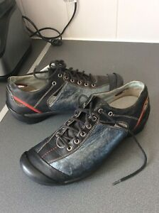 Ladies Lovely Leather Wolky Walking Shoes Trainers Sz 4