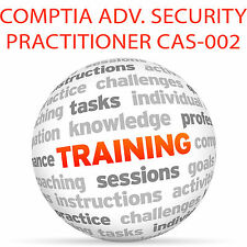 COMPTIA ADVANCED SECURITY PRACTITIONER CAS-002 - Video Training Tutorial DVD