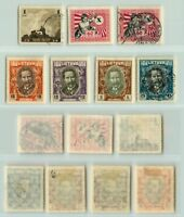Lithuania 🇱🇹 1927 SC 226-232 mint or used . rt9116