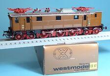Westmodel Altbau e-Lok's KPEV 57 / e 06 Ep. 1 H0 KleinSeries Model, Silesia