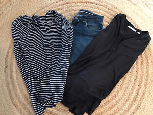 Country Road, Decjuba, Hurley Clothing Lot XS