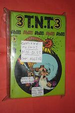 ALAN FORD-RACCOLTA GRUPPO TNT N° 3 -CON ADESIVO contiene n° 16-20-22- di MAGNUS