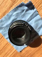 SMC PENTAX-A 1:2 50mm Lens
