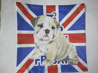 English bulldog bulldog Dog Puppy seat cushion cover Us un32F