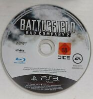 Battlefield: Bad Company 2 (Sony PlayStation 3, 2008) PS3 *Disc Only* FREE P&P