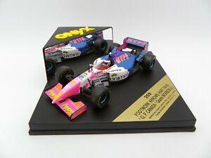 Footwork Arrows Hart FA16 Gianni Morbidelli #9 GP Canada 1995 259 Onyx 1/43 F1
