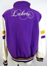 Los Angeles Lakers Womens 2X-Large Full Zip Embroidered Soft Shell Jacket ALLK 8