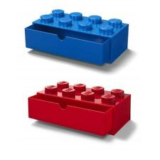 LEGO Large Brick 8 Desk Drawer Gift Kids Office Playroom Storage Plastic