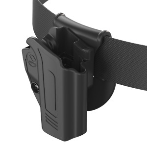 Orpaz Holster Compatible w/IWI Masada Holster OWB Holster Level I Paddle Holster