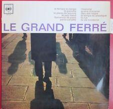"""LÉO FERRÉ - LP """"LE GRAND FERRÉ"""""""
