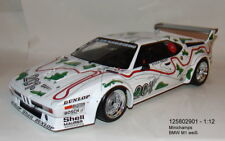 MINICHAMPS  125802901 , BMW M1 1000 KM Nürburgring 1980 Stuck - Piquet 1:12