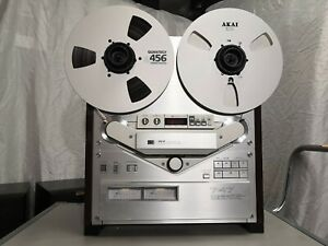 Akai GX-747 Reel To Reel Tape Recorder VU-Meter