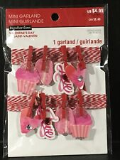 Recollections Valentine's Day Mini Garland New ��