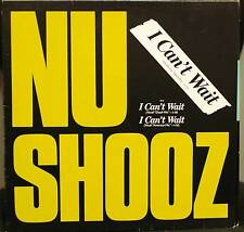 "NU SHOOZ - I CAN'T WAIT 12""	 LP N. 486"