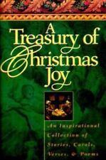 A Treasury of Christmas Joy An Inspirational Collection Book