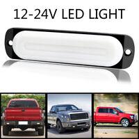 Ultra Slim 10 LED TruckSide Marker Lamp Strobe Warning Light for Car Trailer
