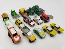 Micro Machines Hasbro Cars Trucks Offroad Race Construction Tanks 1990's-2002
