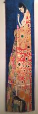 100% pure silk scarf (Klimt ) Xmas/Gift wrapping available