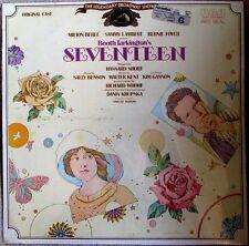 Booth Tarkington's Seventeen Original Cast 1976 RCA Records CBM1-2034 Sealed LP