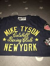 ROOTS OF FIGHT BOXING IRON MIKE TYSON T-SHIRT XXL 2XL