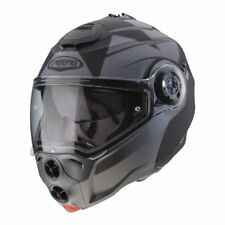 CASCO MODULARE CABERG DROID - PATRIOT MATT BLACK - ANTHRACITE TAGLIA S