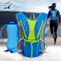 TANLUHU Outdoor Marathon Running Cycling Hiking Hydration Backpack Pack Vest Bag